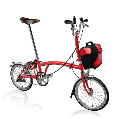 Brompton bicycles are available with endless custom options. Bicycle Roots is a Brompton dealer and we can help you configure the Brompton Bicycle of your dreams.