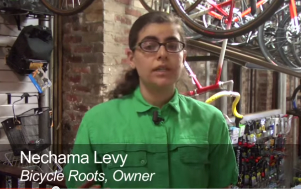 City Limits interview with Nechama Levy
