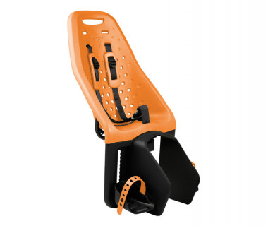 Yepp Maxi Easyfit Rack Mounted Child Carrier Orange