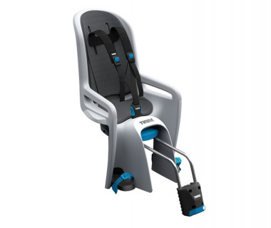 Thule RideAlong Child Seat Light Gray Front View
