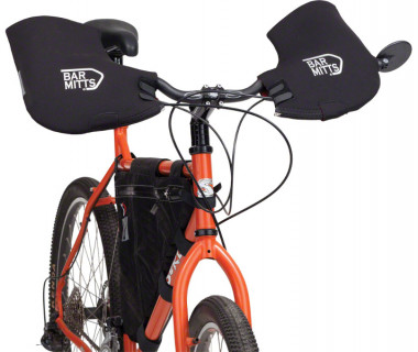 Bar Mitts Mountain/Commuter Pogies for Flat Bars