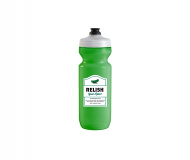 "Spurcycle ""Relish Your Ride"" Waterbottle"