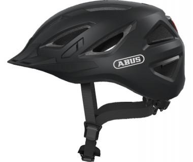 Abus Urban-I 3.0 Helmet Velvet Black Left Profile