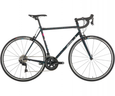 All-City Mr. Pink 10th Anniversary Edition Bike (2019) Side View