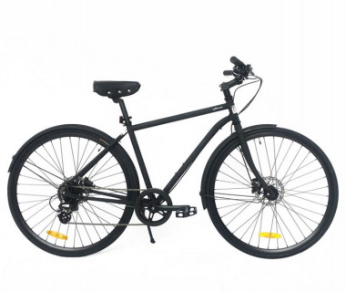 BeFree Walkabout Bike Profile