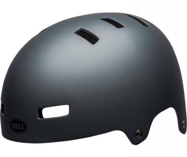 Bell Local Helmet (2020) Matte Gray Front Left
