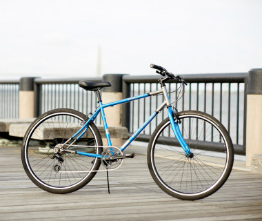 Bildabike Swift Bike on Waterfront