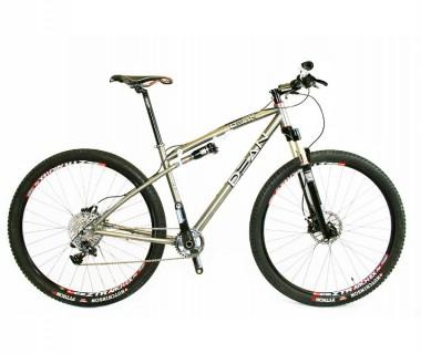Dean Bikes Duke FS Frame