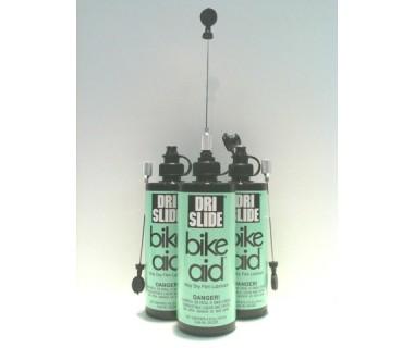 Bike Aid Dri-Slide Cable Lubricant (4oz. Bottle with Needle Nozzle)