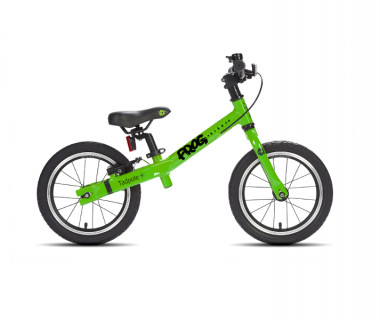 Frog Tadpole Plus Balance Bike (2019) Green