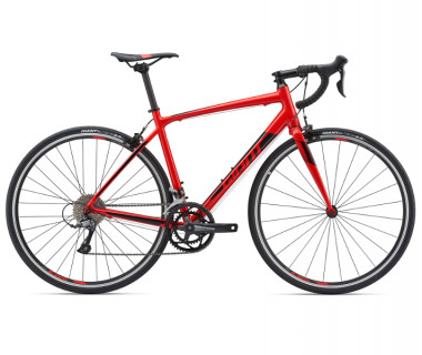 Giant Contend 3 Bike (2019) Pure Red