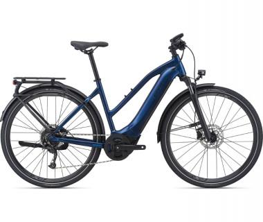 Giant Explore E+ 2 GTS 28MPH Electric Bike (2021) Profile