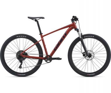 Giant Talon 29er 2 Bike (2021) Red Clay Profile
