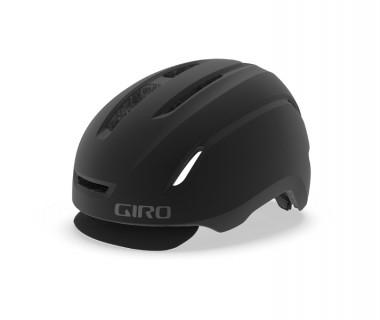 Giro Caden LED MIPS Helmet (2020) Matte Black Front Left