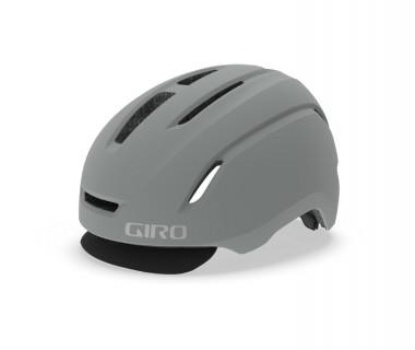 Giro Caden MIPS Helmet (2019) Matte Grey Front Lefy