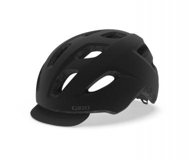 Giro Crossley MIPS Helmet (2019) Matte Black Dark Blue Front Left