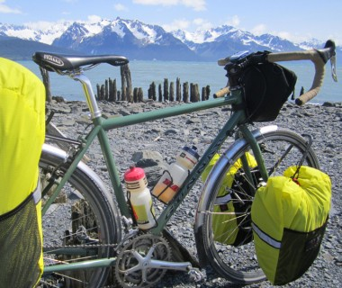 Gunnar Cycles Grand Tour Frame in Seward AK