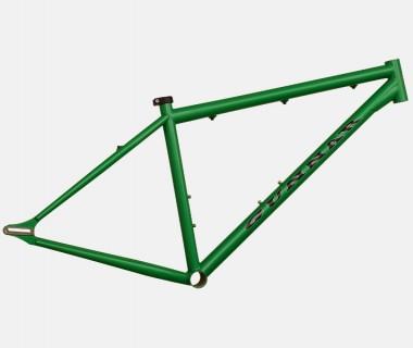 Gunnar Cycles Ruffian Frame Quetzal Green