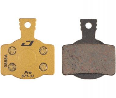 Jagwire Mountain Pro Semi-Metallic Disc Brake Pad for Magura MT8, MT6, MT4, & MT2