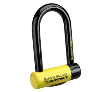 Kryptonite New York Fahgettaboutit Mini U-Lock