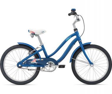 Liv Adore 20 Bike (2021) Dark Blue Profile