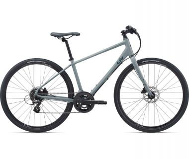 Liv Alight 2 Disc Bike (2021) Slate Grey Profile