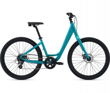 Momentum Vida Low Step Bike (2021) Teal