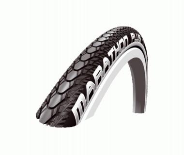 Schwalbe Marathon Plus EVO Tire with SmartGuard at Bicycle Roots Bike Shop