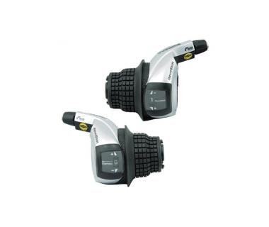 Shimano Tourney Revo Twist Shifter Set 3 x 8 Speed
