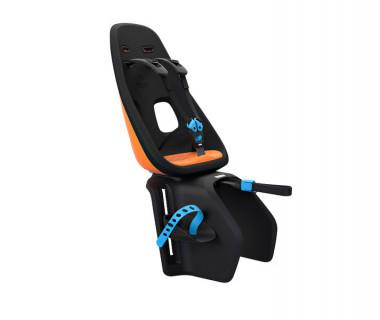 Thule Yepp Nexxt Maxi Child Carrier Vibrant Orange Front
