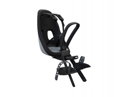 Thule Yepp Nexxt Mini Child Carrier Monument Front Angle