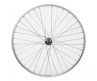 WM Rear Wheel: 26x1.5 Alloy 36h Rim/5-7 Speed Freewheel Bolt On Hub