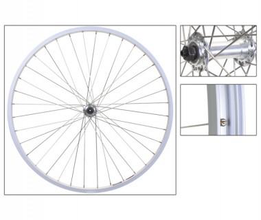 WM Front Wheel: 26x1.5 Alloy Rim/QR Hub
