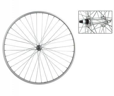 Wheel Master Front Wheel 700c Weinmann AS23X Silver 36 Alloy Bolt On 3/8''