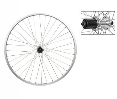 WM Rear Wheel: 26x1.5 Alloy Rim/8/9 Speed QR Hub