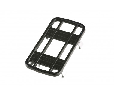 Yepp Maxi Easyfit Rack Adapter Black