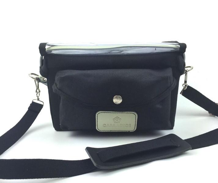 NEW Carradice Keswick Cotton Duck Handlebar Bag inc Rixen /& Kaul Fitting Bracket