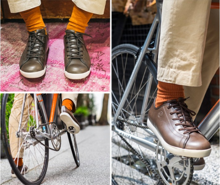Quoc Pham Urbanite Low Top Cycling Shoe