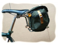 Carradice Bagman Quick Release Saddle Bag Support