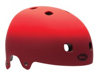 Bell Segment Helmet (2016) Matte Red Comet Right