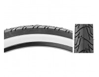 Sunlite CST1218 City Tire Black/White