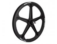 "ACS Front Wheel: 20"" 5-Spoke Mag Rim/Bolt On Hub"