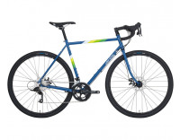All-City Space Horse Disc Apex Bike (2018) Blue/White 46cm x 650B