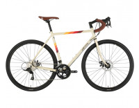 All-City Spacehorse Disc Apex Bike (2018) Cream 49cm x 700C
