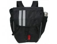 Banjo Brothers Waterproof Backpack Pannier (Backpack Mode)