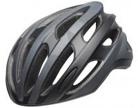 Bell Formula LED Helmet (2019) Ghost Matte Black Reflective Front Left