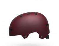 Bell Local Helmet (2019) Maroon Left