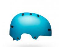 Bell Span Children's Helmet (2020) Matte Bright Blue Right