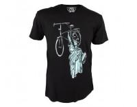 "Clockwork Gears ""Liberty Ride"" Men's T-Shirt"