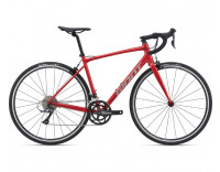 Giant Contend 3 Bike (2021) Racing Red Profile